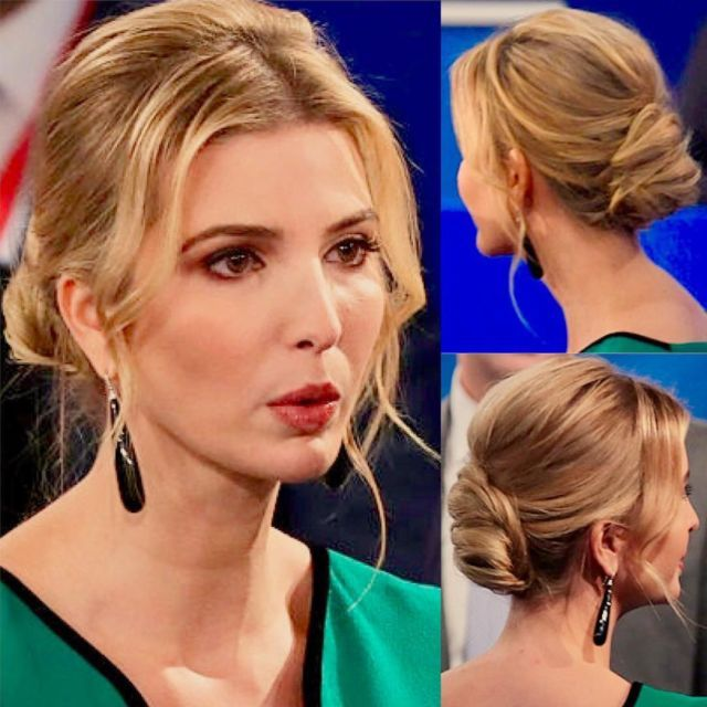 Ivanka, Ivanka, Let Down Your Long Hair – Daddy Lost, Suck It Up, Get The Hell Out Of There