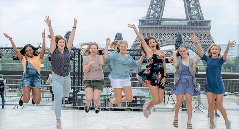 Why Are These FrenchwomenSmiling?